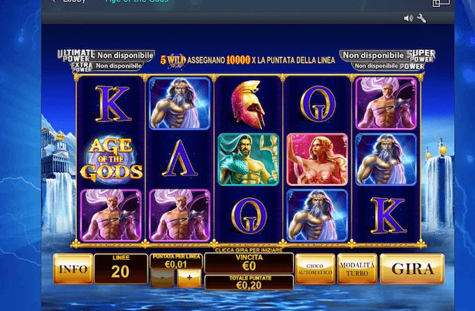 Slot online AAMS - Gioca alle video slot gratis nei casinò online AAMS