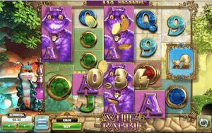 Alice nel Paese di Big Time Gaming
