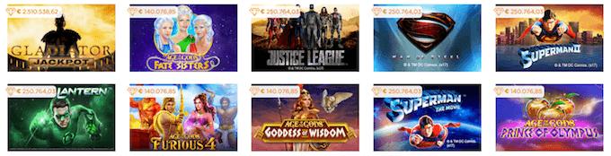 Casino.com - Favolosi giochi e bonus!