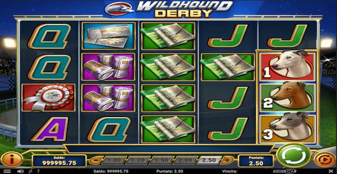 Schermata di Wildhound Derby