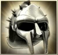 Il simbolo wild di Gladiator, slot per casinò
