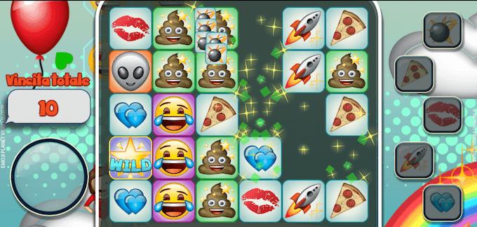 emoji Planet è nei migliori casinò in Italia!