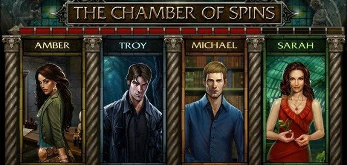 Chamber of Spins