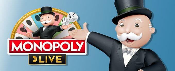 Mr Monopoly - Monopoly Live