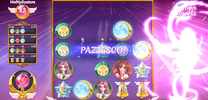 Dove giocare a Moon Princess di Play n Go? - La recensione