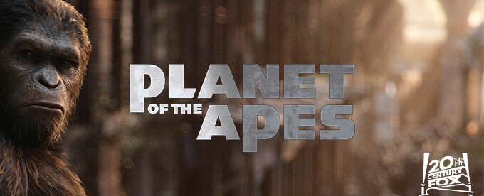 Planet of the Apes - NetEnt