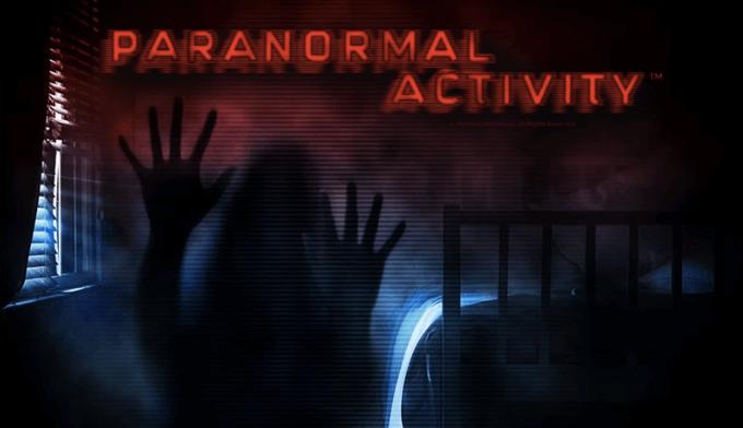 Slot machine di Paranormal Activity