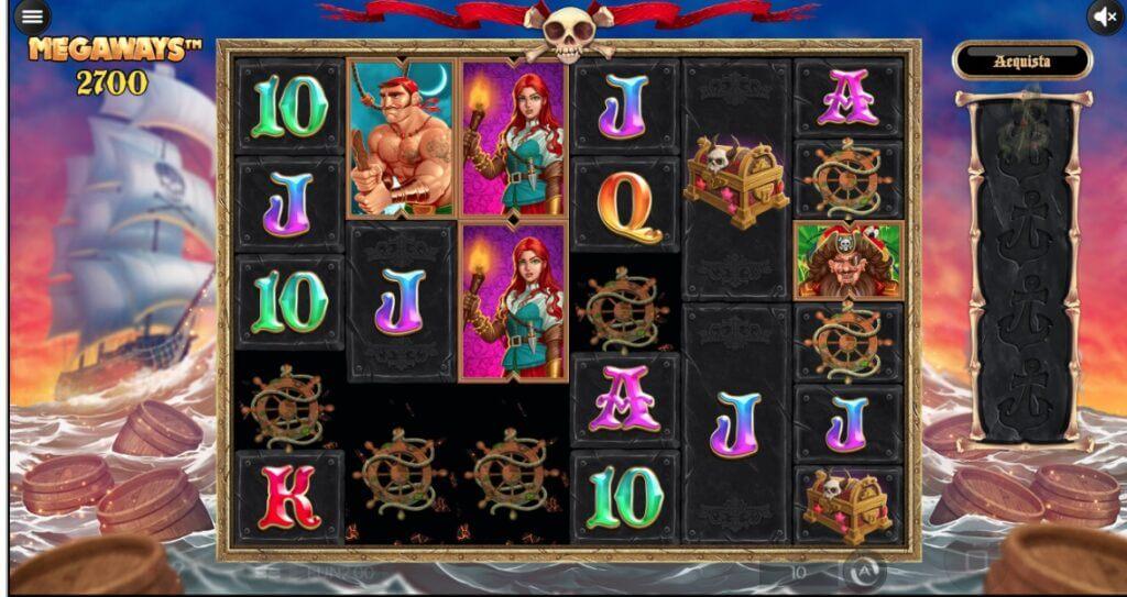 La slot Pirate Kiingdom Megaways ti aspetta!
