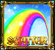 Simbolo Scatter Arcobaleno - Il gioco Emerald Isle di NextGen