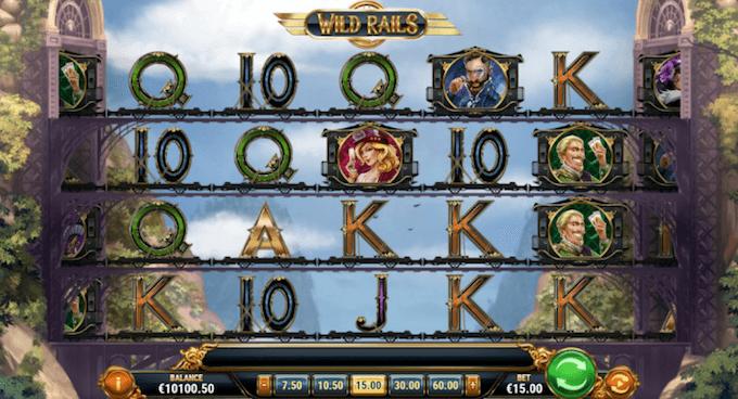 Wild Rails - Recensione della slot machine