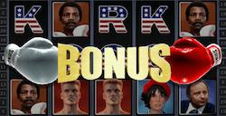 Bonus KO - Rocky, la slot