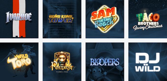 Giochi ELK Studios