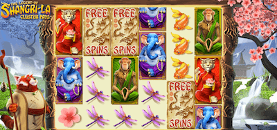 Prova a vincere dei giri gratis sulla slot machine NetEnt