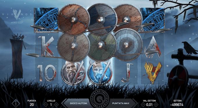 Vikings - La slot NETENT