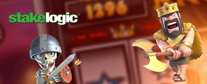 Stakelogic, provider di slot machine 3D per casinò