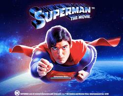 Superman - The Movie - Funzioni della slot machine e jackpot
