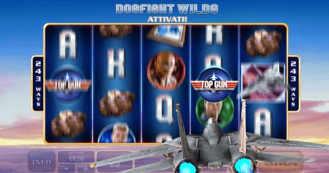 I Dogfight Wilds di Top Gun