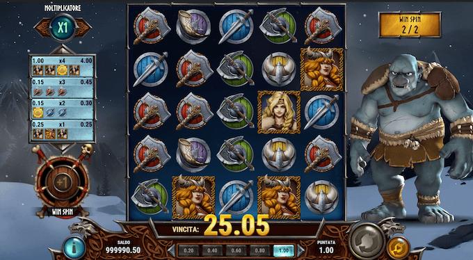Troll Hunters 2 - La modalità Win Spin