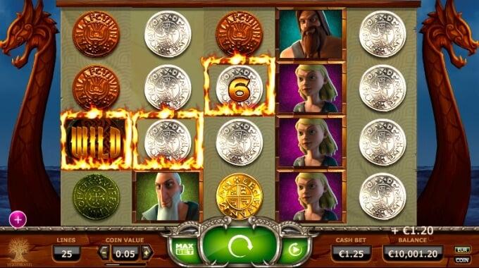 Vikings Go Wild di Yggdrasil - La video slot