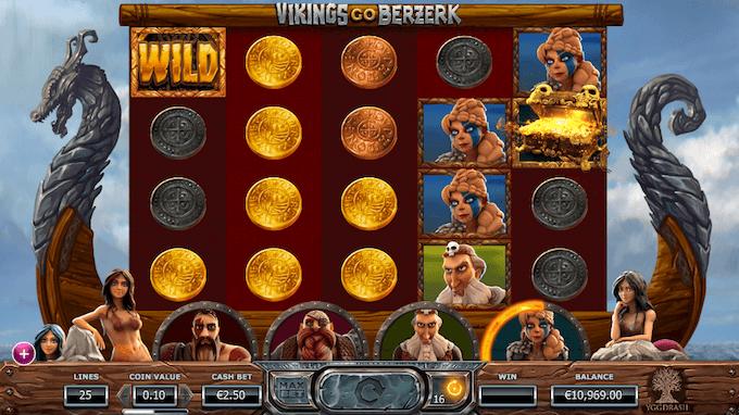 Il gioco Vikings Go Berzerk