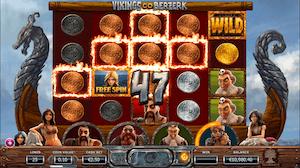 I simboli della slot machine Vikings Go Berzerk