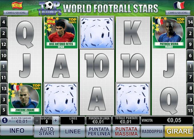 La slot machine con le migliori nazionali a livello mondiale!