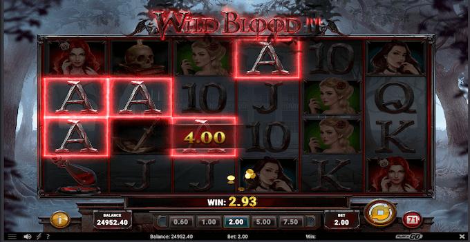 Wild Blood 2 - La recensione della slot machine su CasinoItaliani.it