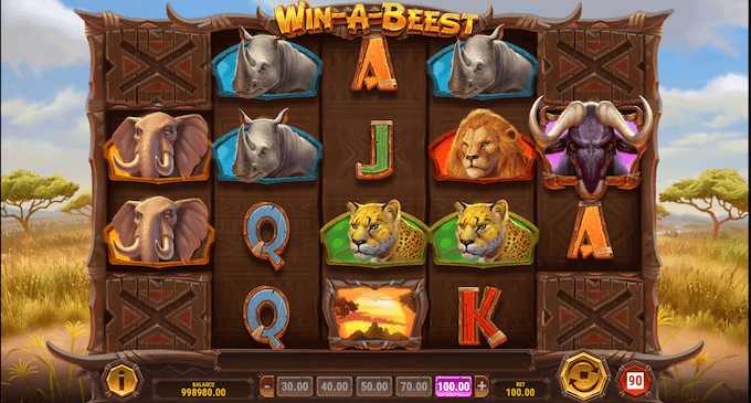 Win-A-Beest di Play'n GO