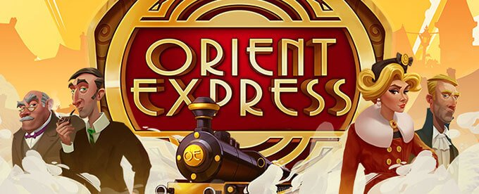 Orient Express - La video slot Yggdrasil